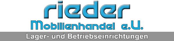 Rieder Mobilien Logo